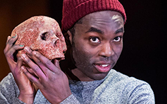 RSC's Hamlet - review Hackney Empire