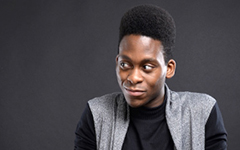 Tyrone Huntley Interview Angry, Southwark Playhouse