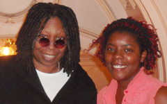 Sister Act press conference with Whoopi Goldberg