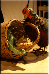Little Angel Theatre Presents Handa's Hen by Eileen Browne
