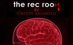 'The REC ROOM' by Chizzy Akudolu