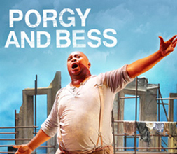 The Gershwins' ® Porgy and Bess London Stage Premiere of Cape Town Opera's production