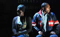 Truth and Reconciliation, Royal Court Theatre [upstairs]