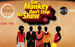 One Monkey Don't Stop No Show by Don Evans