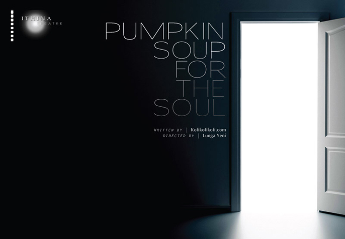 Pumpkin Soup for the Soul by Kofi Agyemang