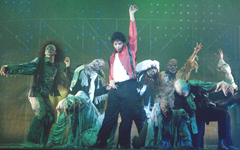 Thriller Live, Lyric Theatre