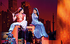 Disney's Aladdin to hold open auditions in London
