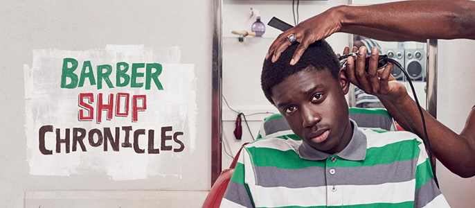 Barber Shop Chronicles  by Inua Ellams