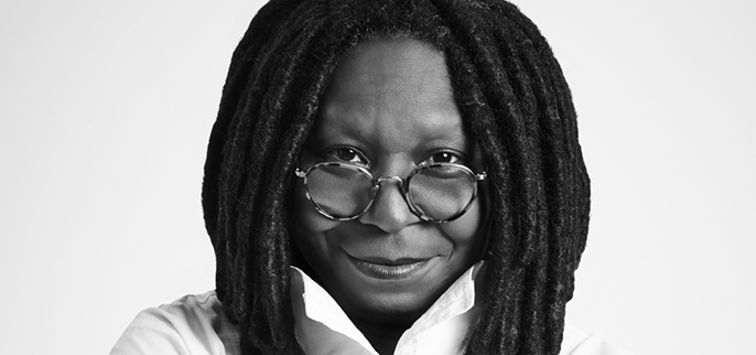 For the first time in the UK – Whoopi Goldberg – Stand Up Live!