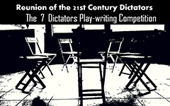 The Seven Dictators playwriting competition