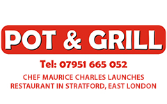 Chef Maurice Charles launches restaurant in Stratford, East London