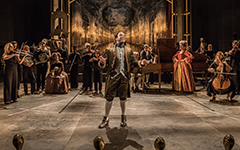 Amadeus – review National Theatre