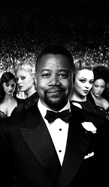 Cuba Gooding Jr as Billy Flynn in Chicago