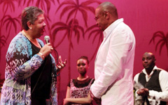 JA High Commissioner praises JA Story, the Musical
