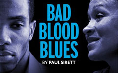 Bad Blood Blues by Paul Sirett