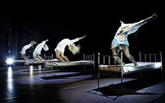 Dance Touring Partnership present Bounce
