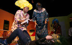 Meet the Adebanjo's, Catford Broadway Theatre