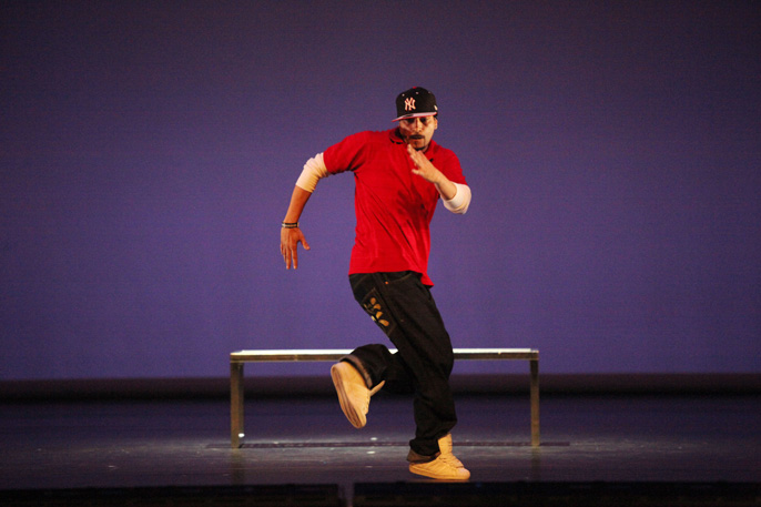 Breakin' Convention - The Sixth Annual International Festival of Hip Hop Dance