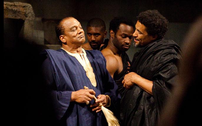 Royal Shakespeare Company's Julius Caesar comes to London's