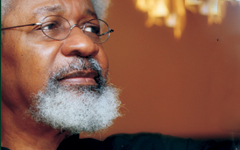 An audience with Wole Soyinka