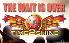 Tune into Time2Shine on Vox Africa