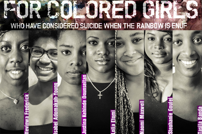 Meet the cast of For Colored Girls -  London
