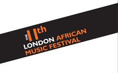 11th London African Music Festival