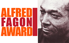 Entries open for the 2015 Alfred Fagon Award