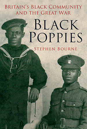 Black Poppies by Stephen Bourne