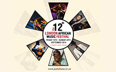 The 12th LONDON AFRICAN