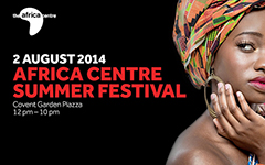 2nd Annual Africa Centre Summer Festival