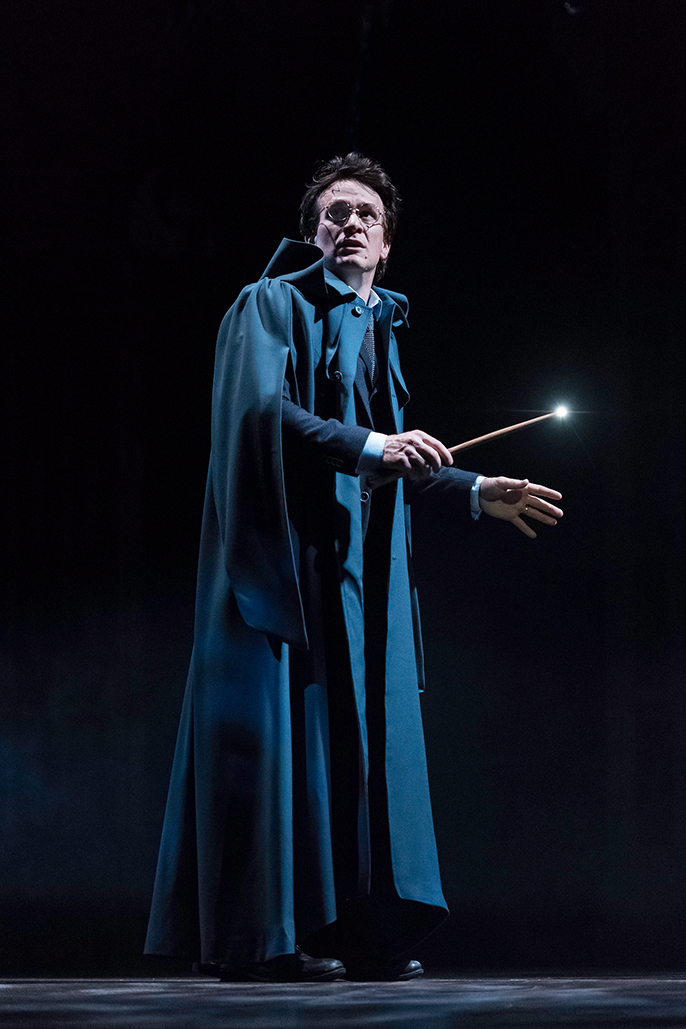 Harry Potter and the Cursed Child, Jamie Parker (Harry Potter) (c) Manuel Harlan