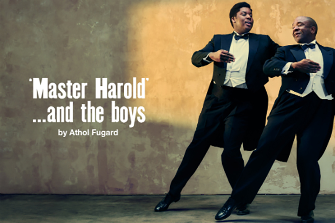 Master Harold and the Boys, National Theatre