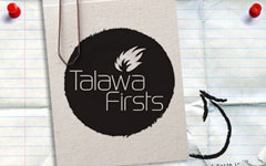 Talawa Firsts Curated by Michael Buffong