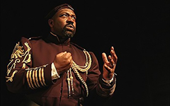 Westend run for Lenny Henry in William Shakespeare's Othello