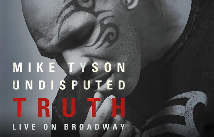 Mike Tyson, Undisputed Truth | live on Broadway | directed By Spike Lee
