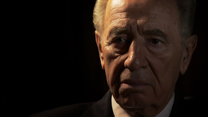 The Price of Kings – Film Two - Shimon Peres