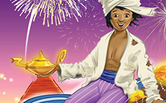 Aladdin, Theatre Royal Stratford East