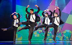 Rasta Thomas' Rock the Ballet starring Bad Boys of Dance