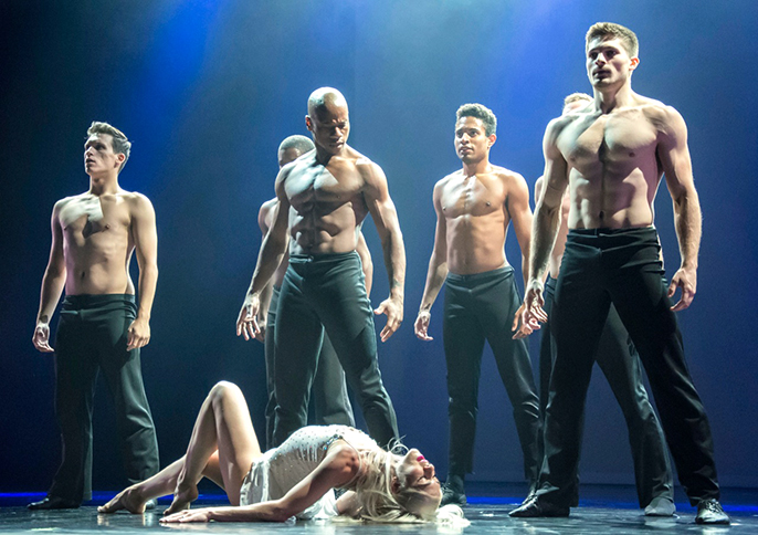 Bad Boys of Dance   in Rock the Ballet  (c) Irina Chira