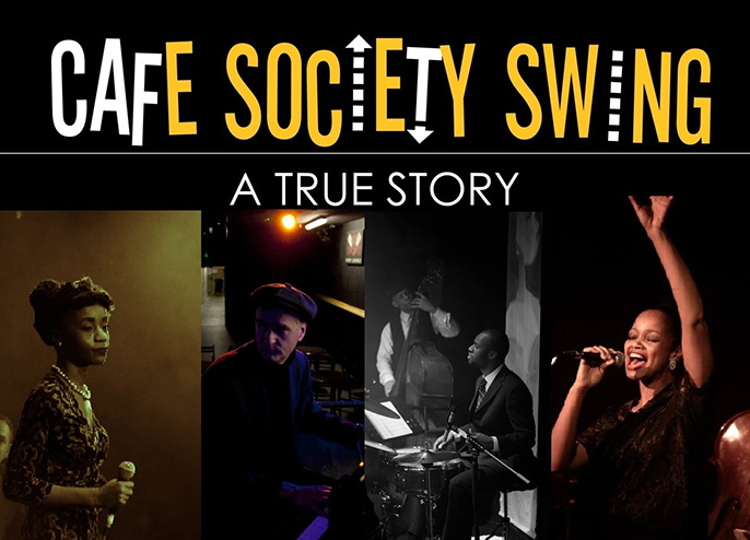 Cafe Society Swing - a true story