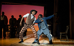 West End Transfer of The Scottsboro Boys holds open auditions