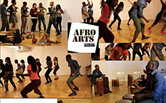 Afro Arts Workshops with Afro Arts Projects