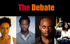 The Debate - hosted by the Alfred Fagon Series