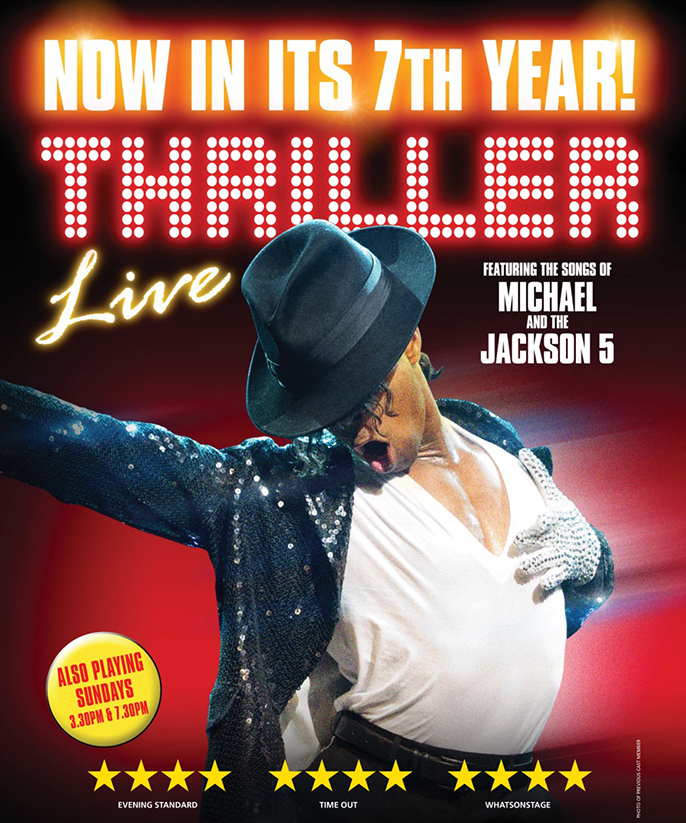 7 Years of Thriller Live