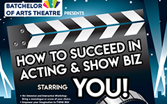 Course: How to Succeed in Acting & Showbiz