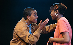 Leave Taking by Winsome Pinnock, Bush Theatre