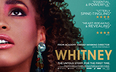Whitney – film review
