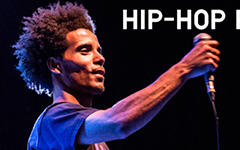 Hip Hop Shakespeare presents Richard II Live