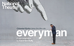 Everyman starring Chiwetel Ejiofor at National Theatre